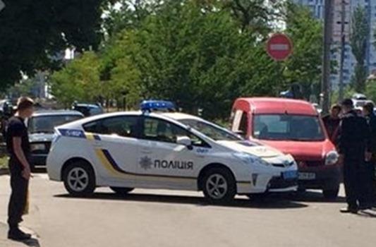 Киевские новые патрульные повредили 10 автомобилей за 11 дней работы