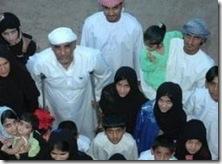 Пожилой, но довольно крепкий 64-летний бедуин, у которого уже есть 88 детей, собирается ещё раз жениться.