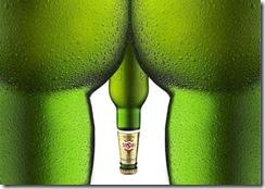 Реклама пива Ursus… Никакой пошлости, всё остальное ваше воображение!