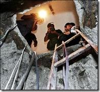 В Аргентине «шахтеры» ограбили банк