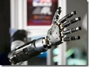 В США создали роботизированный протез