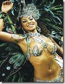 Бразилия готовится к карнавалу