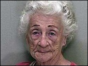 92-летняя бабуля открыла стрельбу по соседям