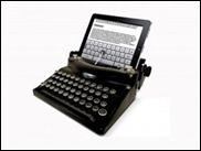 Печатная машинка на основе iPad