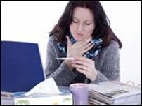 Выйти на работу нездоровым - лучший способ подорвать здоровье