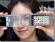 Прозрачные батареи для мобильников
