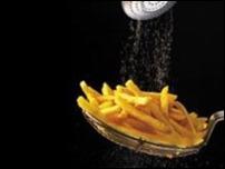 Сделать пищу более соленой способны запахи