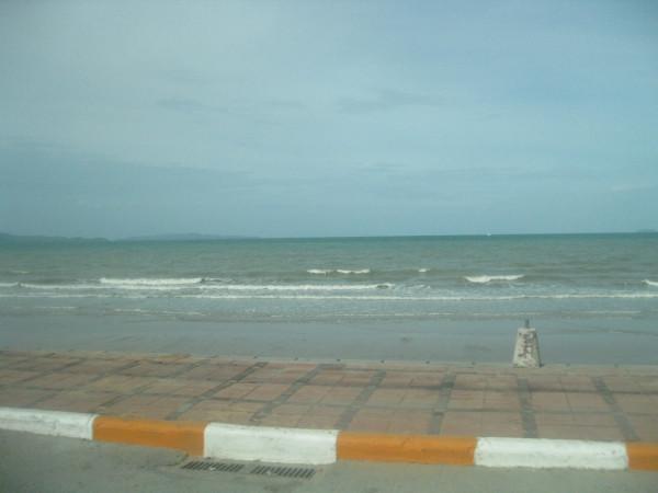 паттайя море