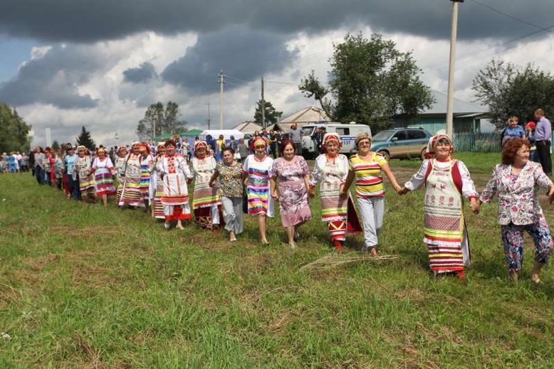 Село Борисово, праздник Вастома Ялгат