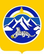 Герб Окинского района