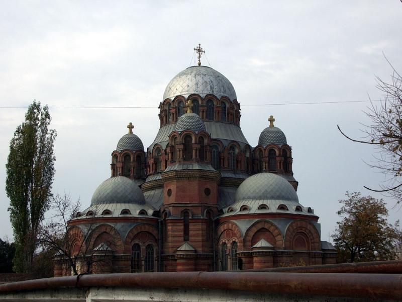 Знаменский собор, Хасавюрт. Самый крупный храм на Северном Кавказе оказался ни в Осетии, ни в Ставрополье