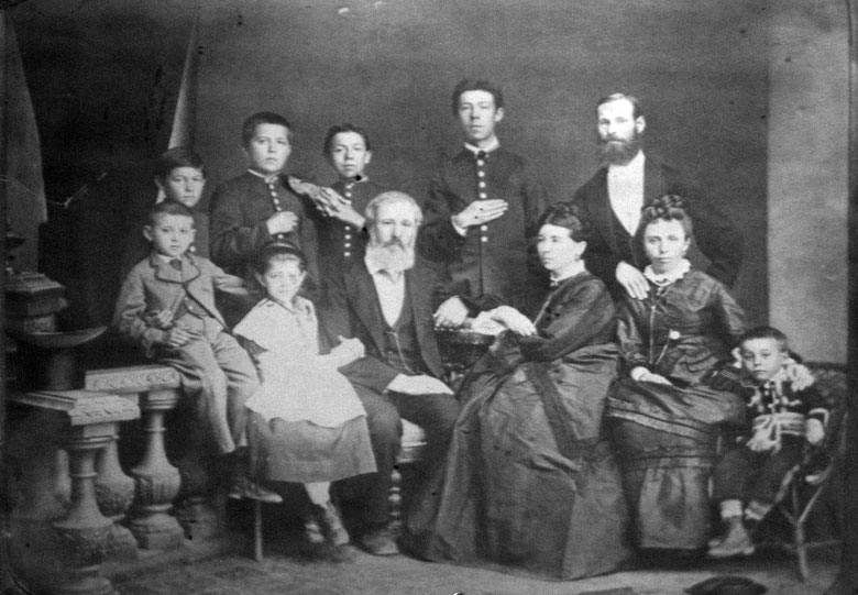 Фото семья коротковых чехов московская область