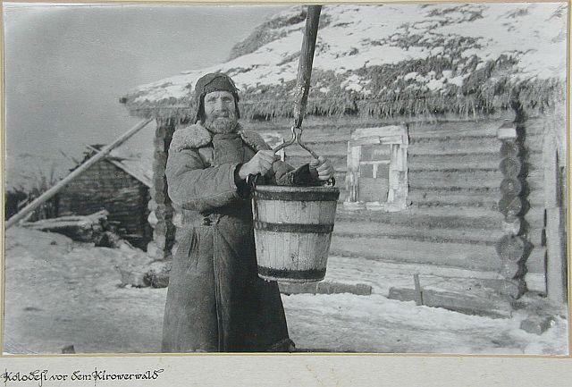 Русская деревня на фотографиях Асмуса Реммера