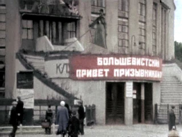 Клуб завода Каучук архитектор К.С. Мельников (1)