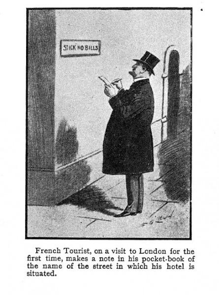 Француз в Лондоне