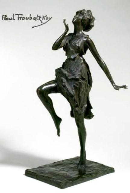 Паоло Трубецкой Балерина