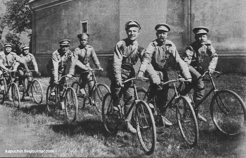 Летучая команда 8 июля 1915 года