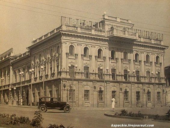Дворец Пионеров в Сталинграде