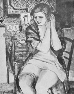 Глущенко, 1933 год