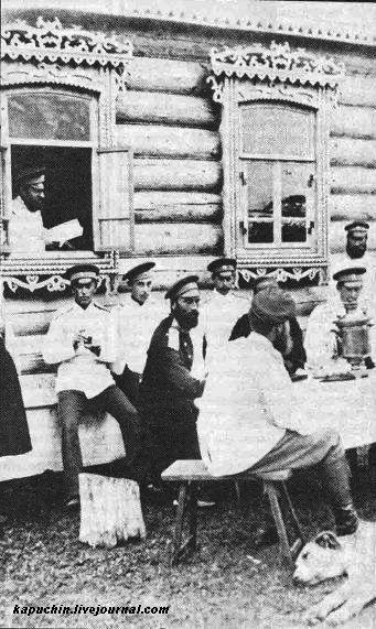 Драгунский полк на учениях под Можайском 1885 год  5
