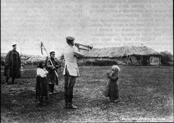 Драгунский полк на учениях под Можайском 1885 год
