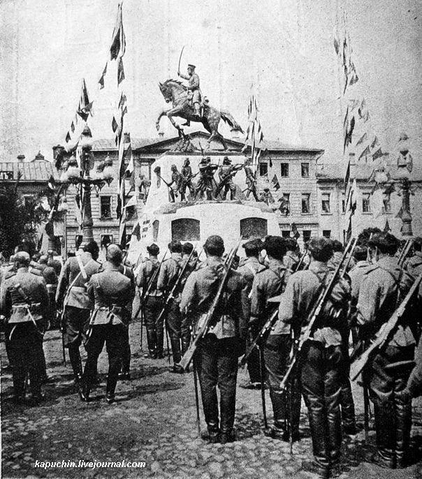 Провозлашение вечной памяти воину Михаилу Дмитриевичу Скобелеву