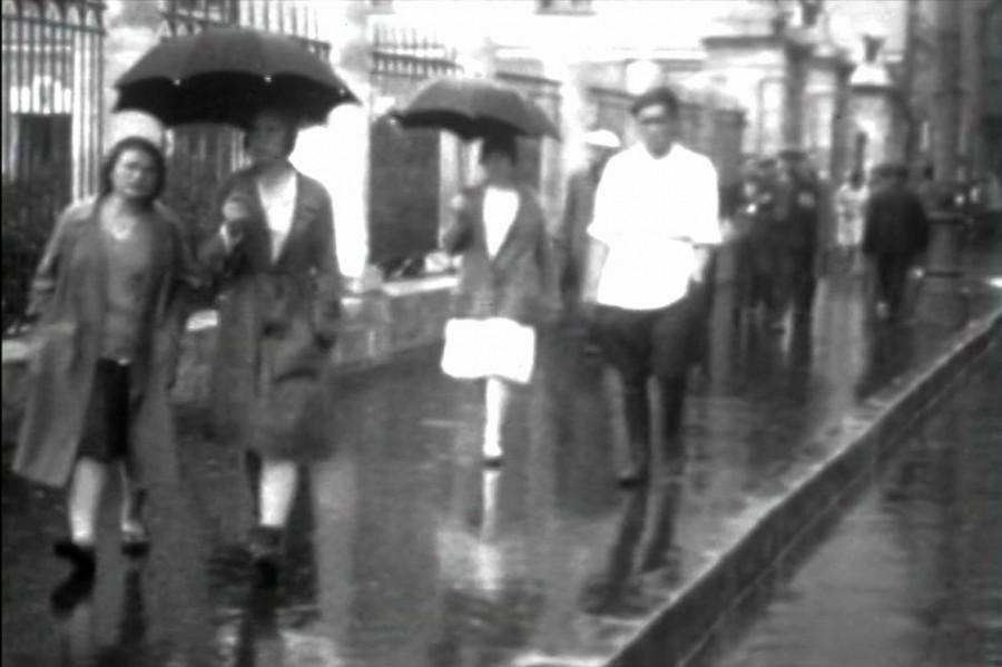 На Тверской 1931 год