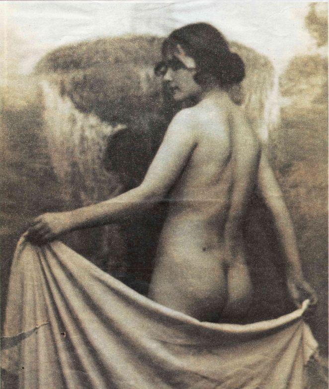 Гринберг Купальщица 1924 год