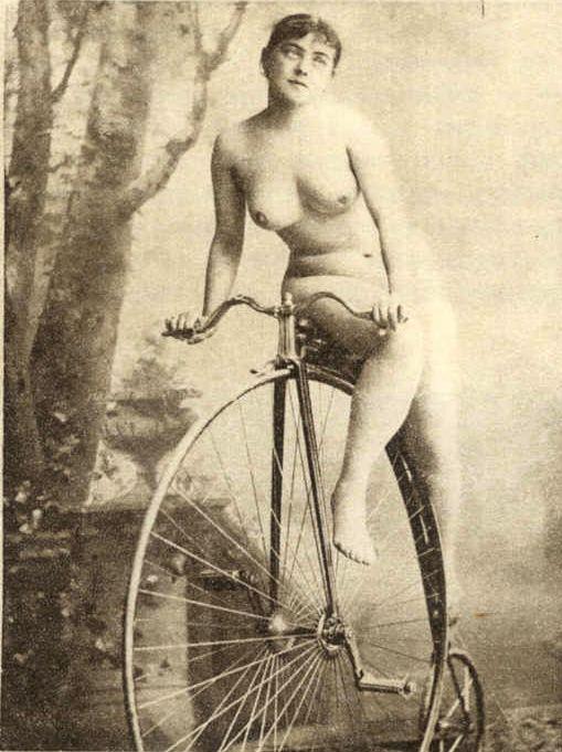Велосипед пенни-фартинг
