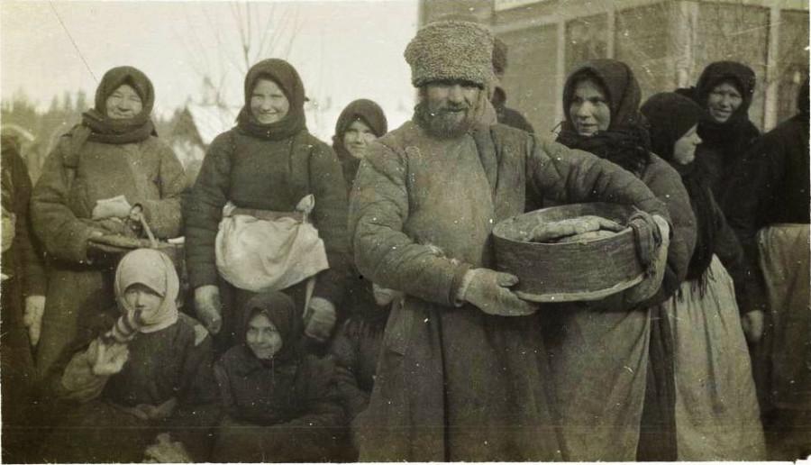 Крестьяне села Верещагино Пермской губернии 1917-1978