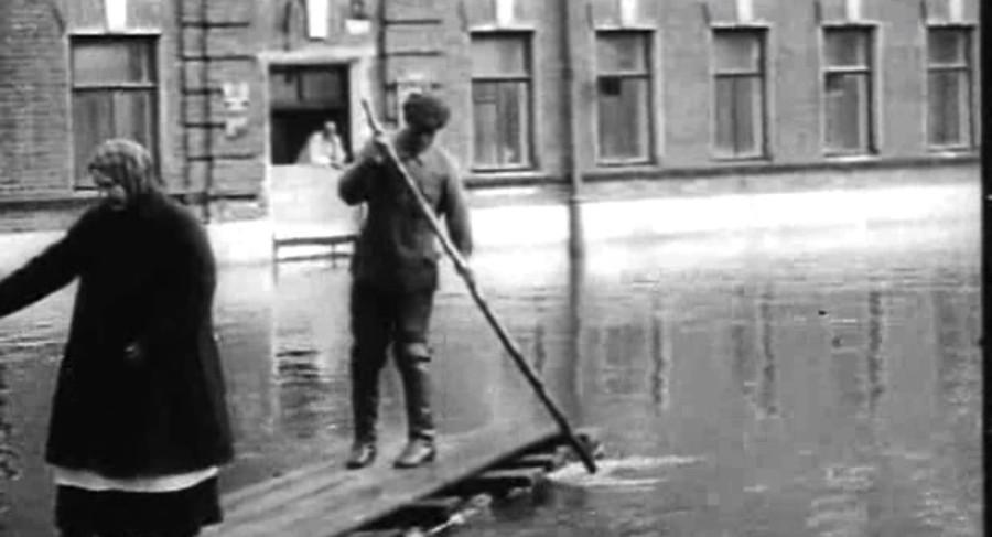 Наводнение в Москве 1926 года 2