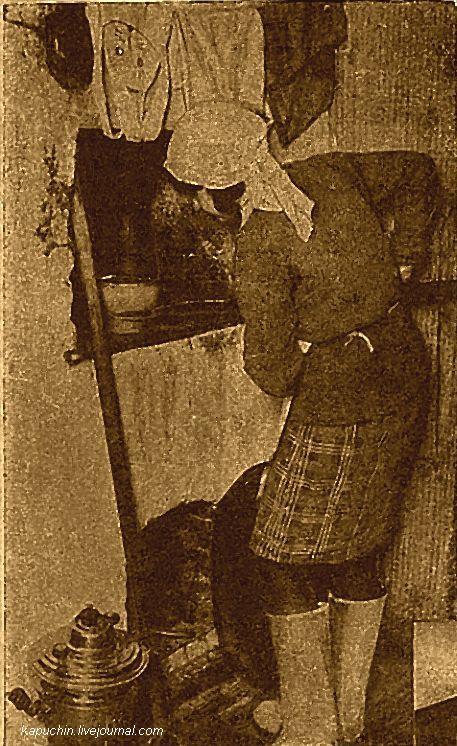 Женщина на кухне 1930 год