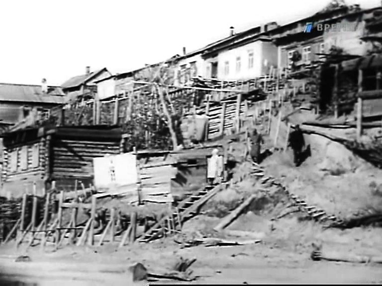 Новосибирск 1934 кинокадр
