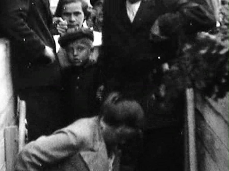 Знакомство москвичей с метростройкой ок. 1934 года