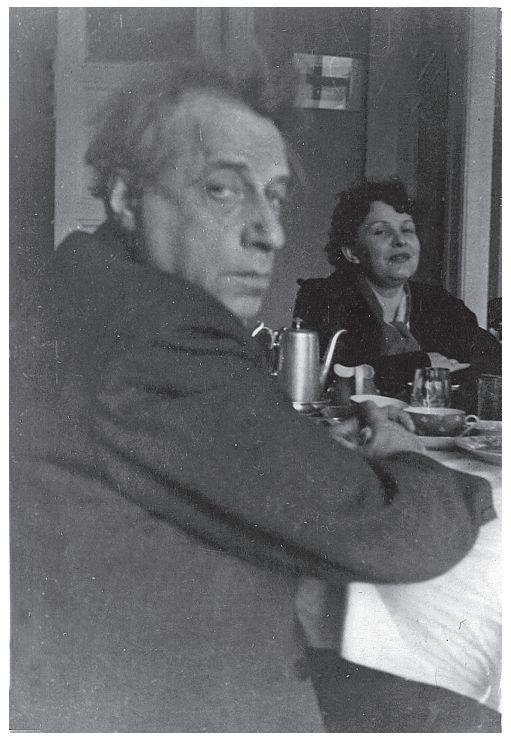 Мейерхольд и Зинаида Райх