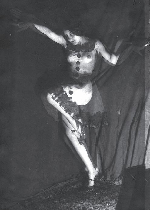 Танцевальный этюд 1926-1927 гг.