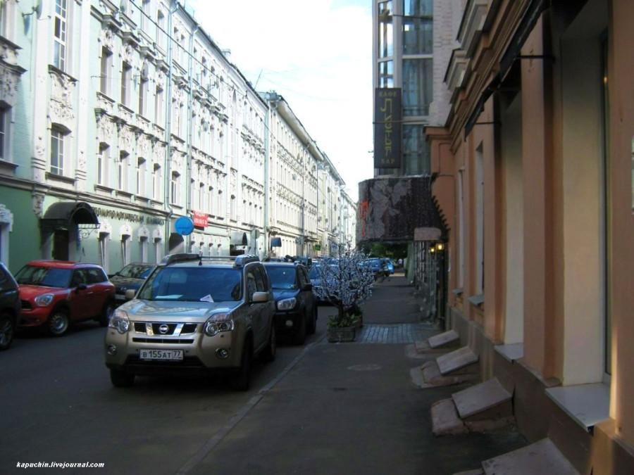 В Большом Козихинском переулке (2)