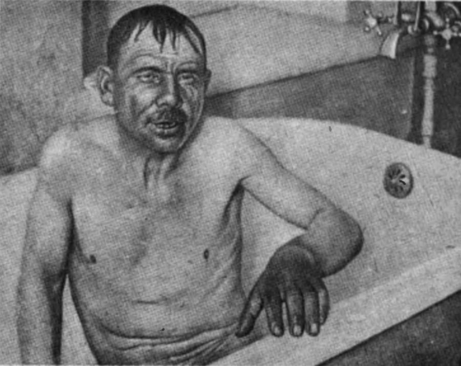 В московском вытрезвителе 1929 год (2)