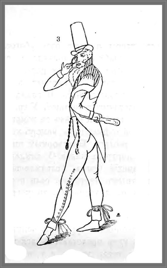 Мода конца XVIII века (3)