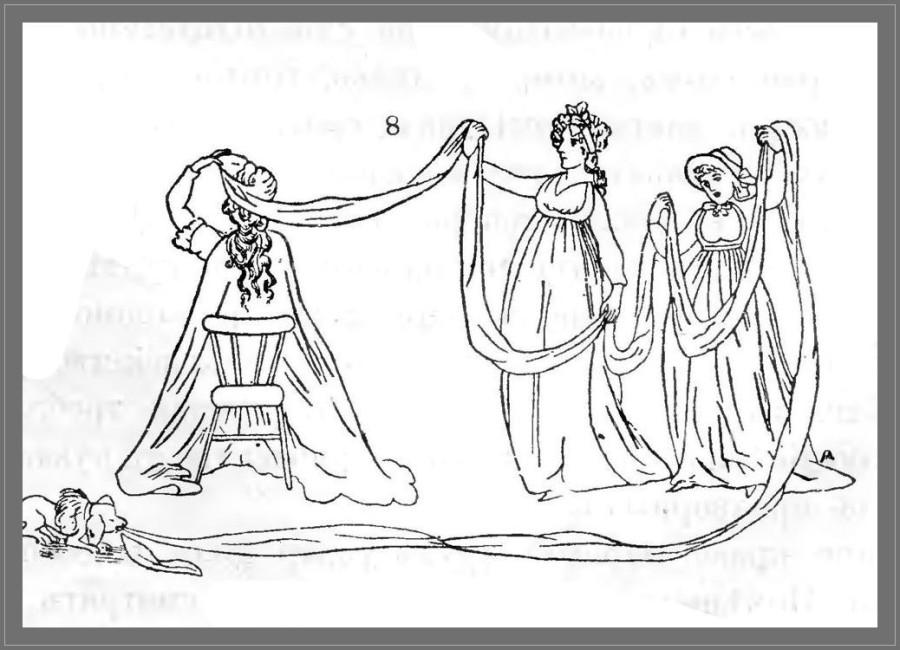 Мода конца XVIII века (8)