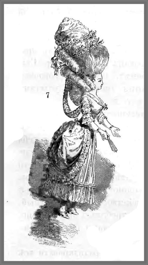 Мода конца XVIII века (7)