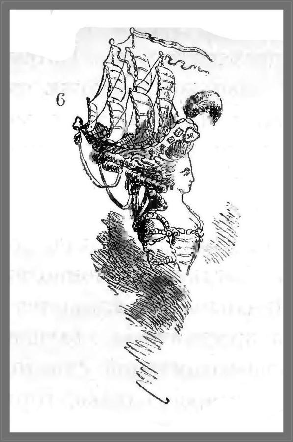 Мода конца XVIII века (6)