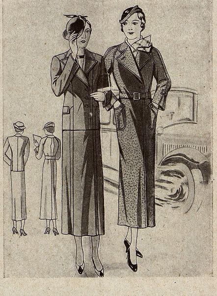 Женский костюм Москвошвей 1935 год 9