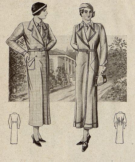 Женский костюм Москвошвей 1935 год 10