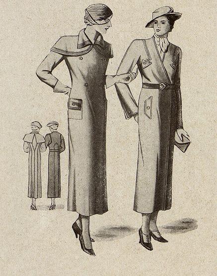 Женский костюм Москвошвей 1935 год 11