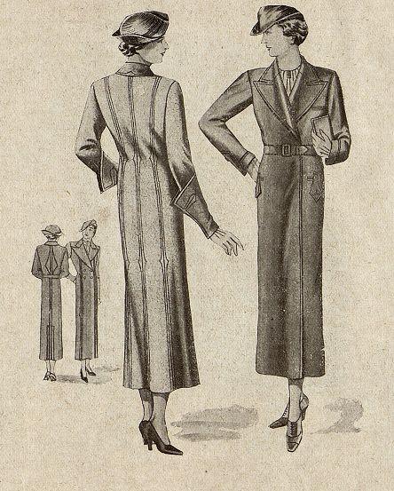 Женский костюм Москвошвей 1935 год 12