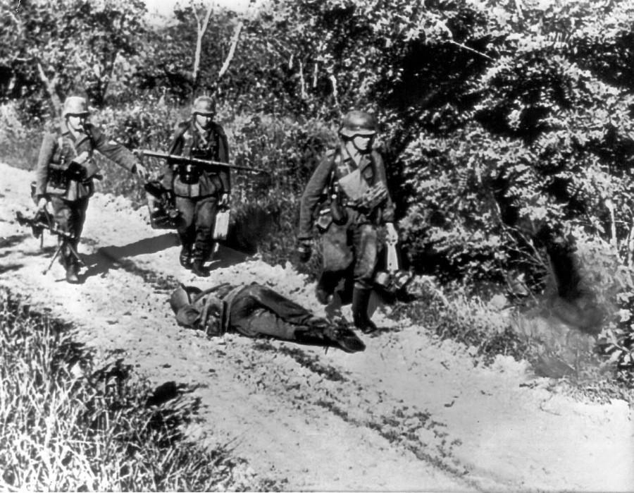 Август 1941 года