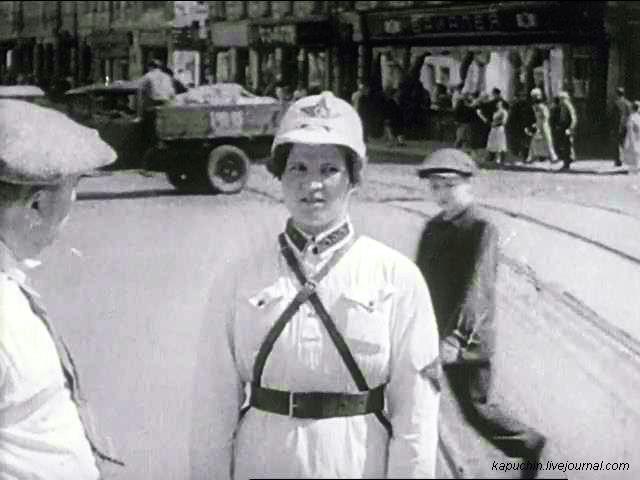 Женщина-милиционер