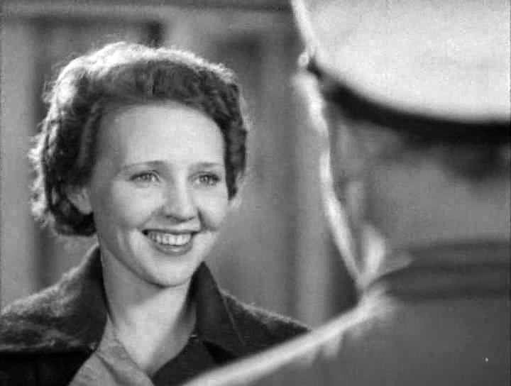 Евгения Пырялова кадр из фильма Сокровище погибщего корабля 1935 год