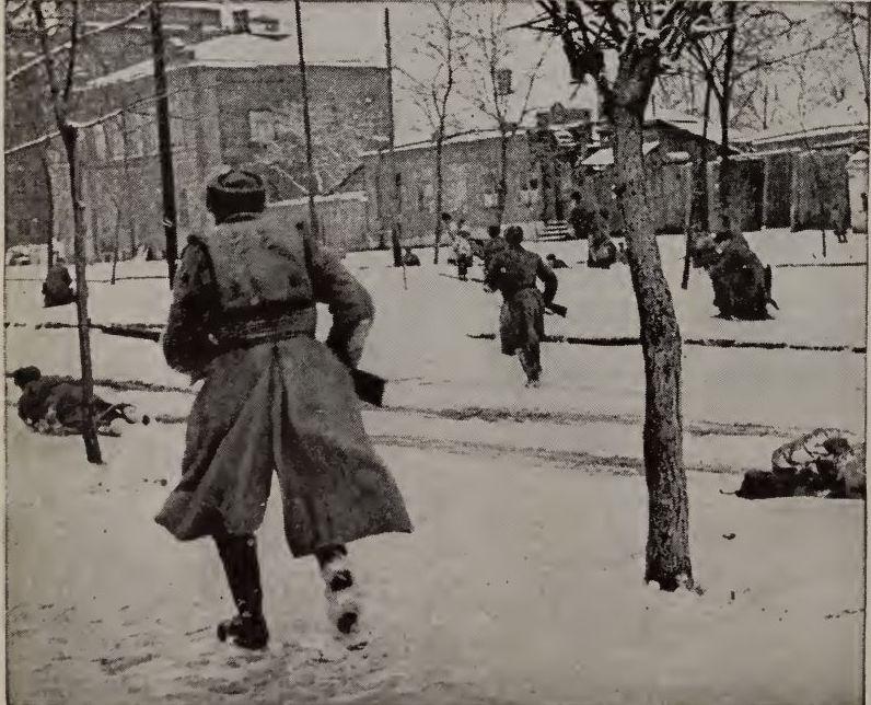 Освобождение Ростова 22-29 ноября 1941 года